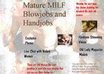 Mature milf blowjobs